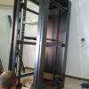 Montage baie 42U / SARL Capromet